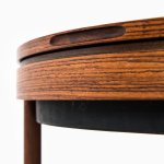 Rolf Rastad & Adolf Relling side table in rosewood at Studio Schalling