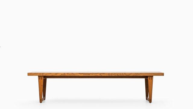 Yngve Ekström coffee table / bench at Studio Schalling