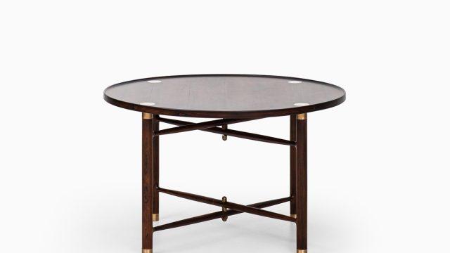 Aage Windeleff coffee table by Jacob Kjær at Studio Schalling
