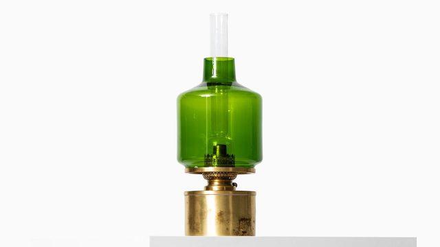 Hans-Agne Jakobsson oil lamp