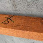 Ib Kofod-Larsen coffee table in rosewood at Studio Schalling