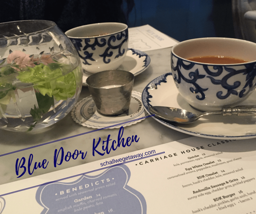 Blue Door Kitchen