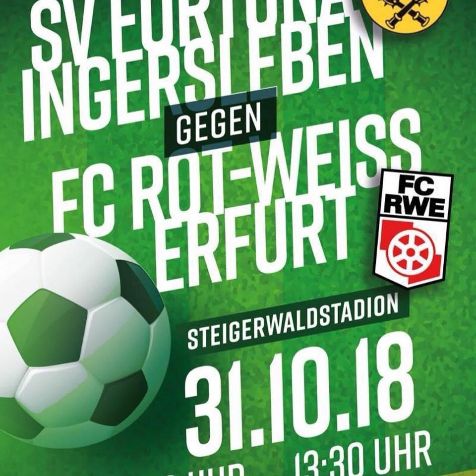 Benefiz-Spiel RWE Fortuna Ingersleben