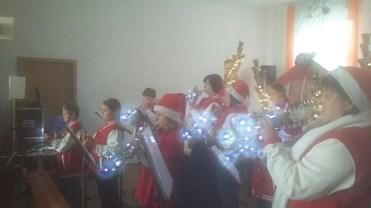 Rentner Weihnachtsfeier Ingersleben 2016