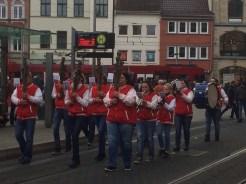 Karneval Erfurt 11.11.2017 11 - Auftakt der fünften Jahreszeit Karneval in Erfurt