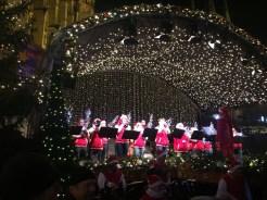 Domplatz Erfurt Weihnachtskonzert 2017 2 - Weihnachtskonzert auf dem Domplatz Erfurt 2017