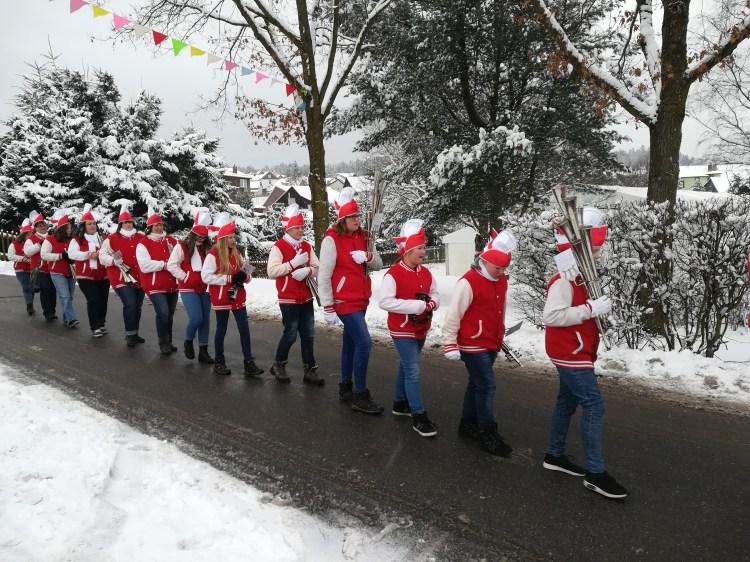 Kreiskarnevalsumzug Tambach Dietharz 21 - Fotos
