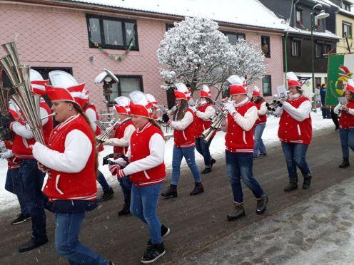 Kreiskarnevalsumzug Tambach-Dietharz