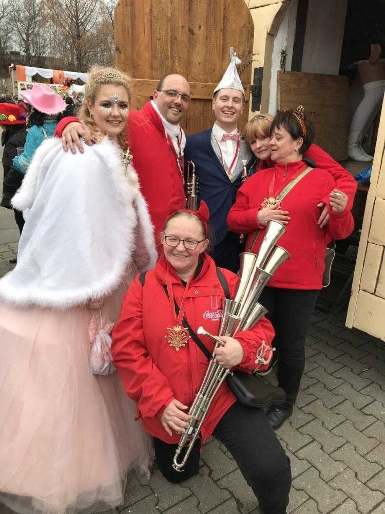 Karnevalsumzug Erfurt 2019 8 - Karnevalsumzug Erfurt 2019