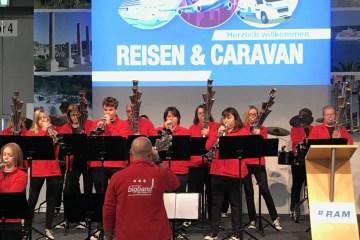 Reisen und Caravan 2019