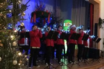 Vereinsweihnachtsfeier in Wandersleben 2019
