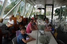 Wien Städtereise mit Nona und Anina 2012