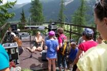 Sommerferien 2013 Engadin