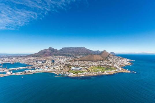 Traumhafte Kapregion