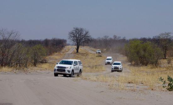 Botswana & Viktoriafälle hautnah erleben mit Jörg Scharff