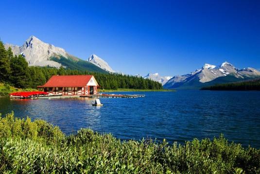 Westkanada - Die majestätischen Rockies