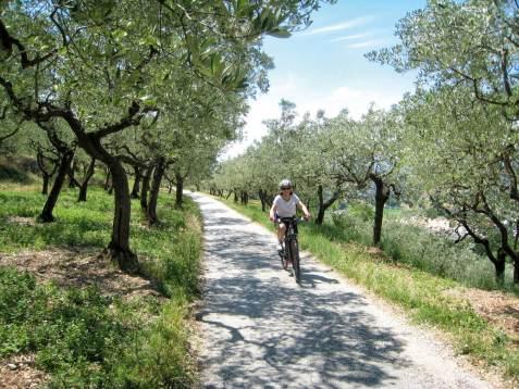 E-Bike - Reise 8 Tage Toskana - Italiens Schatzkammer