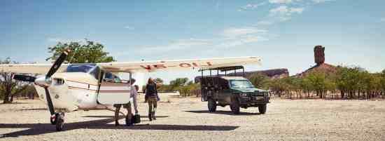 Flugsafari Spezial – Namibia, Botswana & Simbabwe