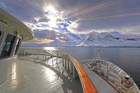Traumstädte Südamerikas und faszinierende Antarktis