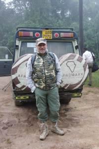 Jörg Scharff unterwegs in Uganda und Tansania (2.Teil)