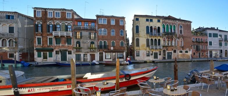 Immer noch Canale di Cannaregio