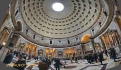 Pantheon - Handpanorama 2