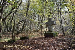 Das Sühnekreuz - ohne Führer hätten wir es nicht gefunden!