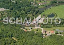 Herrenmühle mit Saalewehr