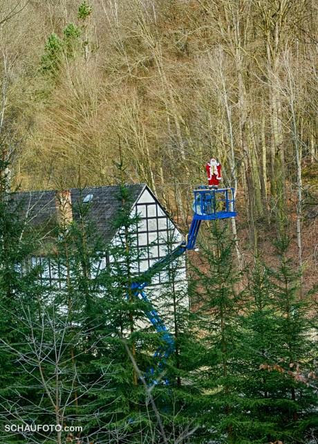 Hoch lebe der Weihnachtsmann!