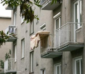 Lüft-Balkon
