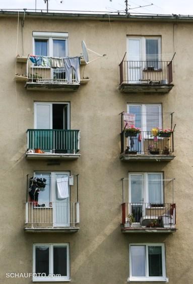 Balkon-Variationen