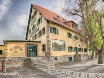 "Stolzes Haus an der Saale: ""Hallescher Anger"""