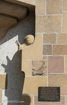 Historisches Stadtbad mit Sinn für Details.