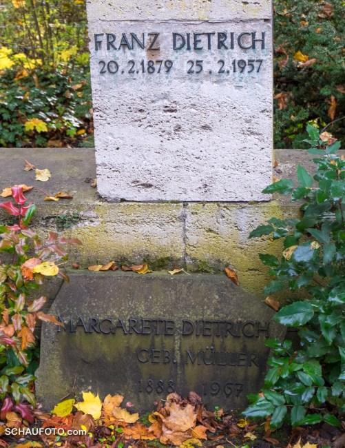 Familiengrab Dietrich, Weißenfels - 6