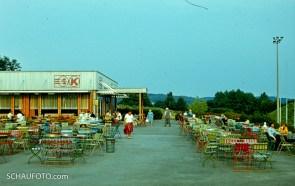 Konsumgaststätte irgendwo an den Saaletalsperren