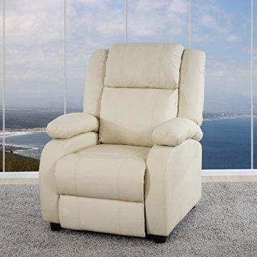 Fernsehsessel relaxsessel liege sessel lincoln for Schaukelstuhl ohne kufen