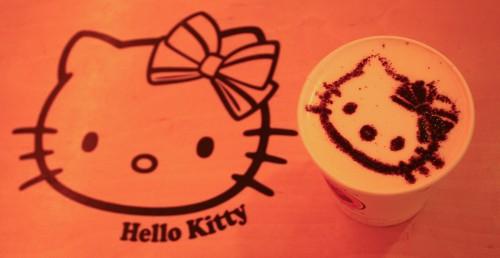 Hello Kitty Cafe-3