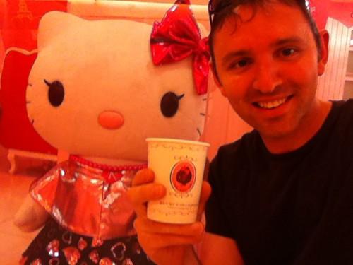 Hello Kitty Cafe-7