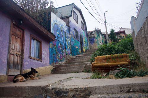 Chile - Valparaiso 1