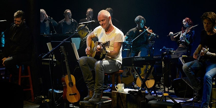 Sting's Great Performances