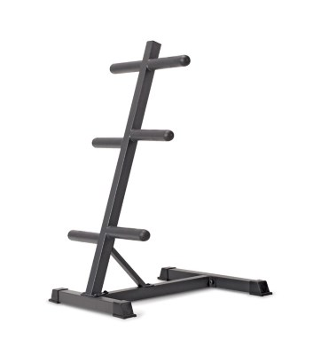Marcy Olympic Weight Plate Stand
