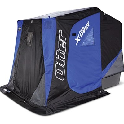 ice fishing chair shelter office yellow shelters scheels com otter xt pro x over resort