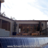 Hollywood Hillside Pool & Cabana After 1