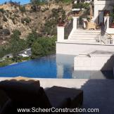Hollywood Hillside Pool & Cabana After 4