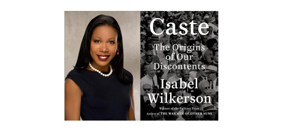 Book Cover Caste w white space