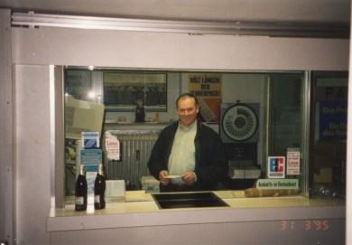 31.03.1995 Letzter Tag der Scheidinger Post