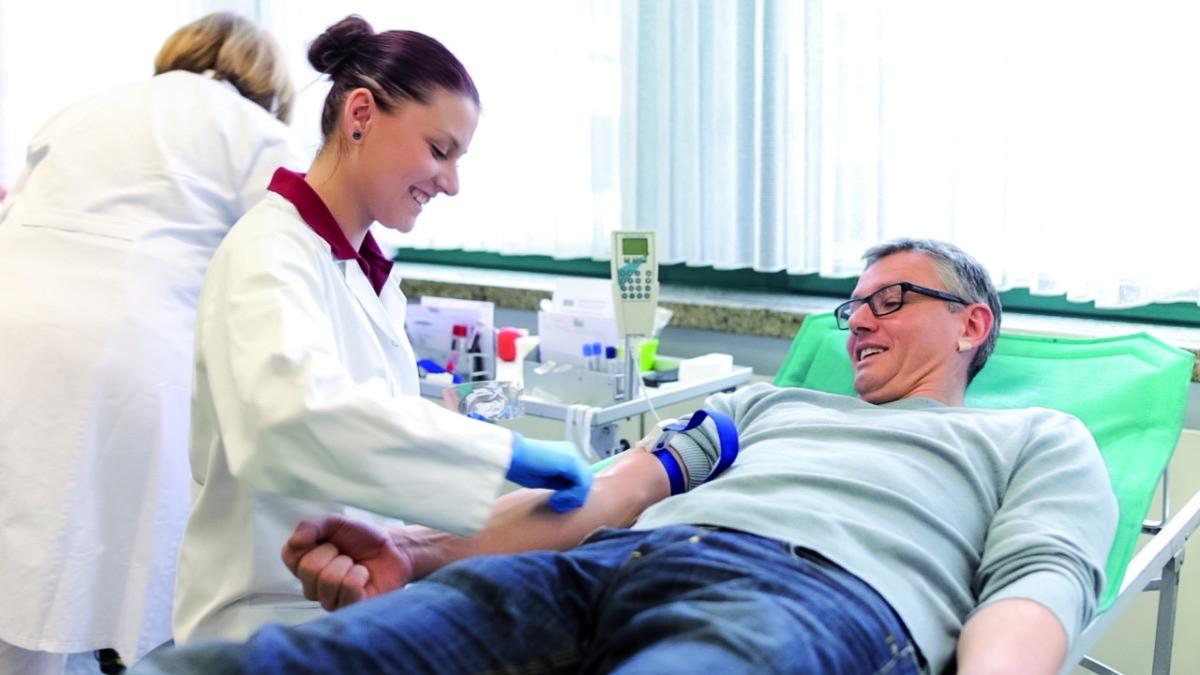 Verein(t) für die Blutspende