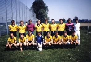 1. Mannschaft 1991