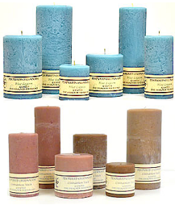 Locally Made Candles
