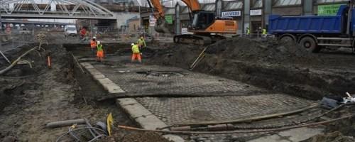 Nieuwe IJzerlaankanaal krijgt stilaan vorm